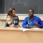 La piraterie maritime, un fléau qui menace l'Afrique, alerte le jeune écrivain Ngouedi Marocko dans son livre.