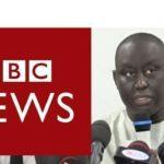 AFFAIRE ALIOU SALL/BBC Retour sur la communication du gouvernement sénégalais
